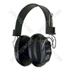 Black Stereo Headphones