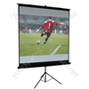 "60"" 4:3 Ratio Matt White Height Adjustable Tripod Projection Screen"