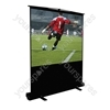 "60"" 4:3 Ratio Matt White Height Adjustable Portable Projection Screen"