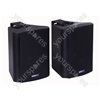 Black High Quality 60 W Background Music Speakers with Hanging Bracket