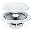 "e-audio White 5"" 2-Way Moisture Resistant Speakers (4 Ohms 80 W)"