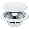 "e-audio White 5"" 2-Way Moisture Resistant Speakers (8 Ohms 80 W)"
