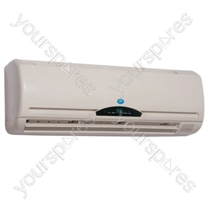 18000 BTU Quick Fit Wall Mounted Air Conditioner Interior Unit