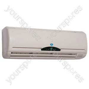 9000 BTU Quick Fit Wall Mounted Air Conditioner Interior Unit