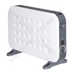 2 kW White Convector Heater