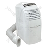 15000 BTU Per Hour Portable Air Conditioner with Remote Control