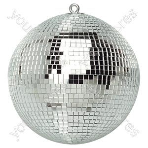 Silver 200 mm Lightweight Mirror Ball