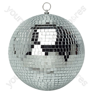 Silver 250 mm Lightweight Mirror Ball
