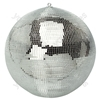 Silver 400 mm Lightweight Mirror Ball