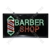 Large LED Barber Shop Sign