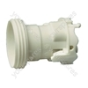 White 100 W ES/E27 High Quality Push Terminal Lampholder