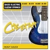 Set of 4 Johnny Brook Heavy Gauge Bass Guitar Strings