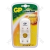 GP Batteries PB360BSW Power Bank Charger. Charges 2 x AA or AAA NiMH Batteries (Not Included)