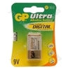 GP Batteries GP1604AU-C1 Pack Of 1 Ultra Alkaline PP3 Batteries