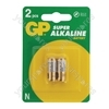 GP Batteries GP910A-C2 Pack Of 2 Super Alkaline LR1 (N Type) Batteries