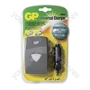 GP Batteries KB04 Charger With Universal Battery Fitting Platform.