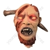 Severed Head (Impaled on a Nail) Halloween Decoration