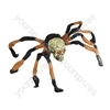 Large Skull Halloween Spider