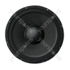 "SoundLAB 12"" Black High Quality 350 W Bass Speaker (8 Ohm)"