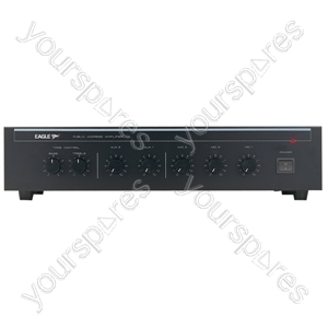 Eagle PA4060E 60 W RMS Mixer Amplifier