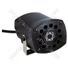 Black High Powered Piezo Electric Siren with Mounting Bracket