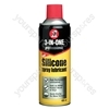 WD-40 400 ML SILICONE SPRAY LUBRICANT