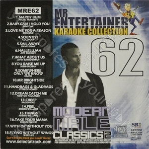 Mr Entertainer Modern Male Classics 2