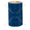Blue 50 mm x 10 m High Quality PVC Tape (Pack of 5)