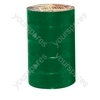 Green 50 mm x 10 m High Quality PVC Tape (Pack of 5)