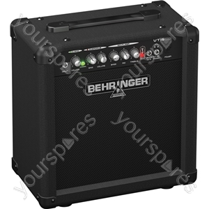 Behringer VIRTUBE VT15CD 15 Watt Guitar Amplifier