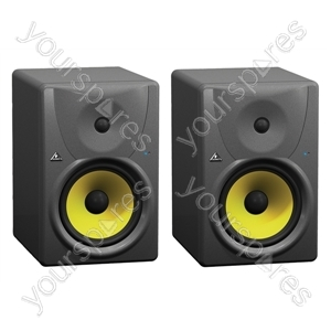 Behringer B1031A Active 2 Way Monitor Speakers. European Plug.