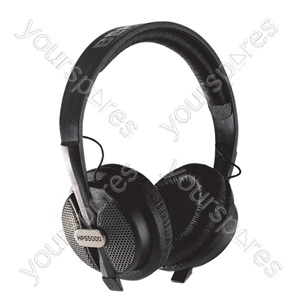 Behringer Black High Performance Studio Headphones HPS5000.