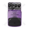 Behringer Purple Bass Overdrive Stomp Box BOD400
