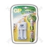 GP Batteries PB530USB230-C2 Power Bank USB Fast Charger (With 2 x 2300mAh AA Batteries)