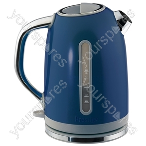 Deco Blue Cordless Kettle