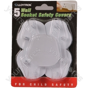 Wall Socket Safety Covers