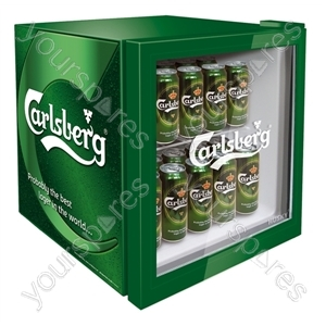 50 Litre Carlesberg Bottle Cooler