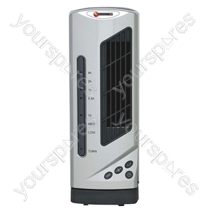 Mini Tower Fan with Timer