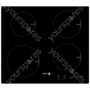 60cm Built in Ceramic Hob