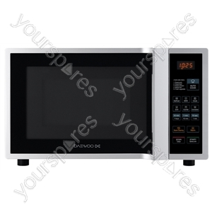 28 Litre Combi Microwave in Silver