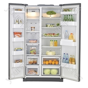 529 Litre Side by Side Fridge Freezer