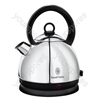 1.6 Litre Stainless Steel Polished 3kW Cordless Jug Dome Kettle