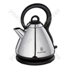 Cordless Stainless Steel Traditional Kettle