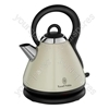 Cordless Cream Traditional Kettle