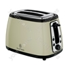 Heritage 2 Slice Toaster in Cream