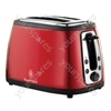 Heritage 2 Slice Toaster in Red