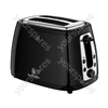 Heritage 2 Slice Toaster in Black