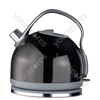 Deco Traditional Cordless Kettle - Black
