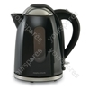 Accents 1.7 Litre Black Dome Kettle