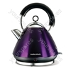 1.5 Litre Pyramid Plum Kettle